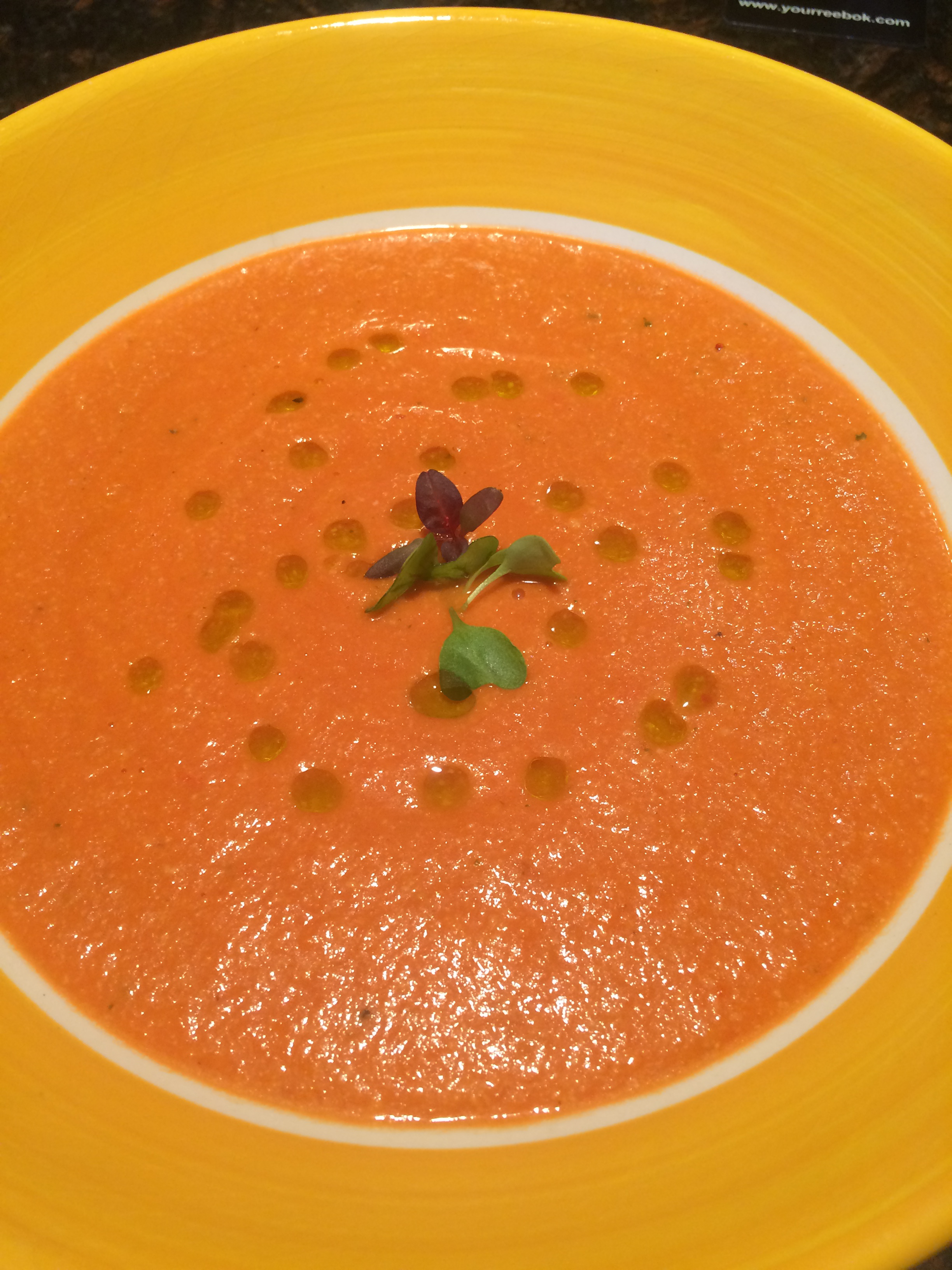 Tomato Bisque Recipe — Dishmaps