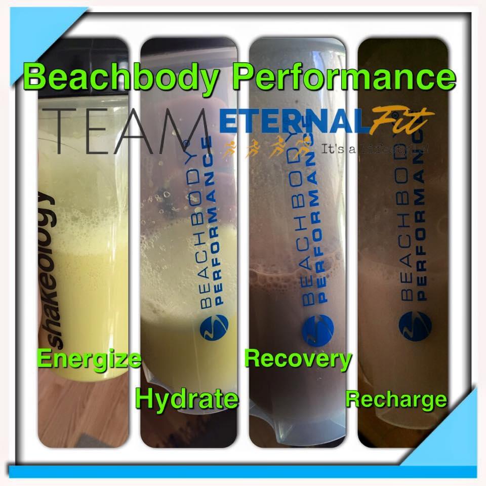 Beachbody Performance line