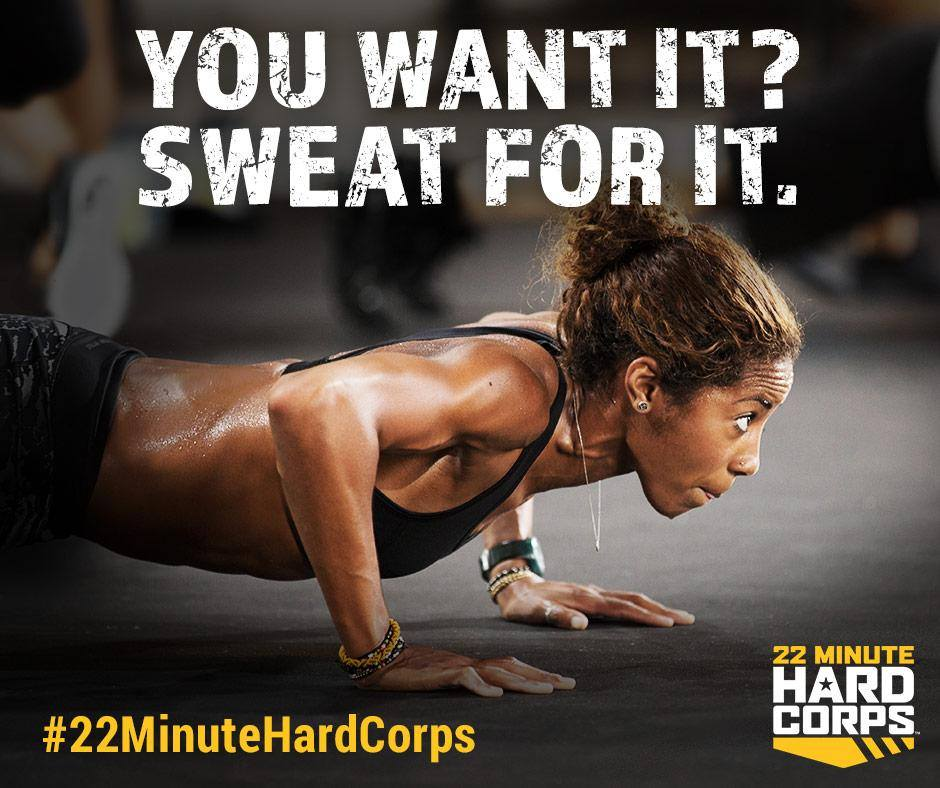 22 minutes a day is all it takes!