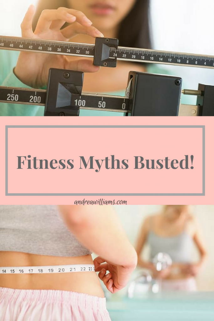 Four Fitness Myths BUSTED!