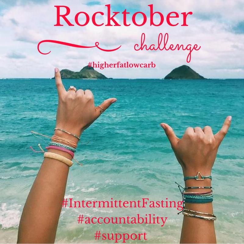 Rocktober Fitness & Nutrition Challenge!!!