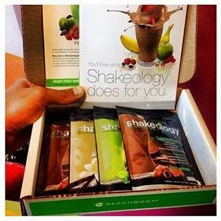 shakeology sampler pack