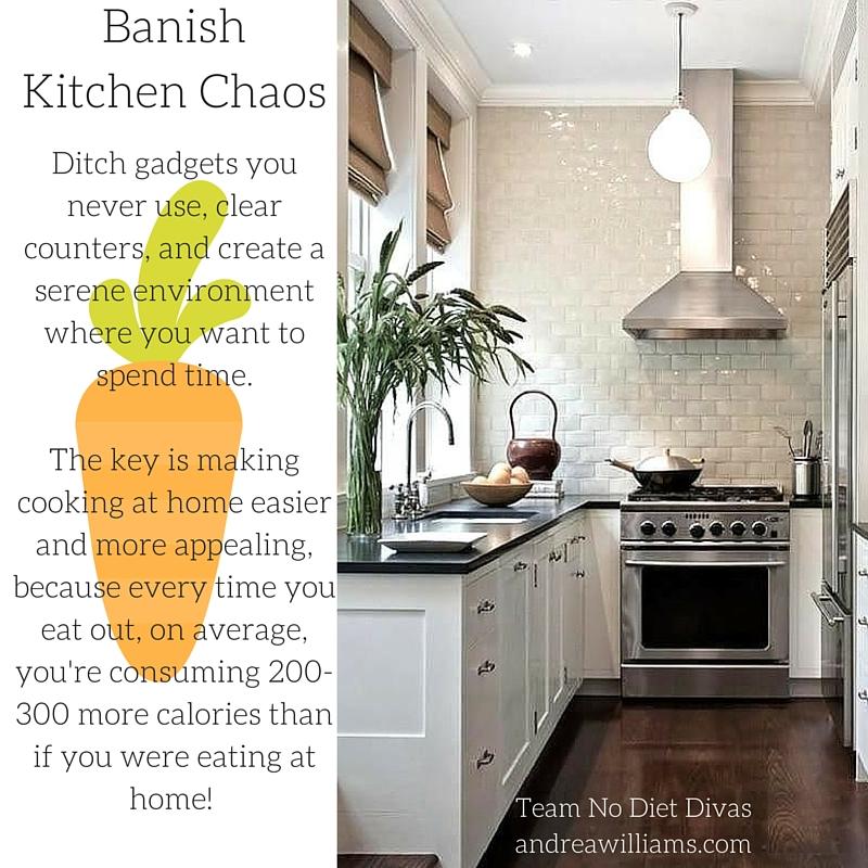 Banish Kitchen Chaos