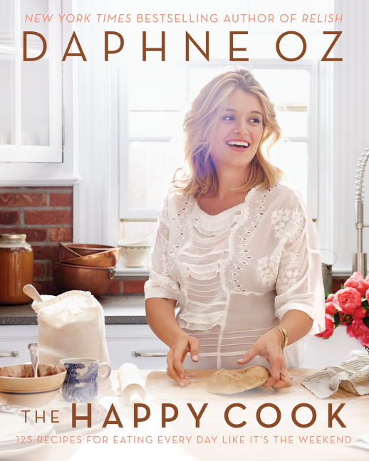 Daphne Oz - The Happy Cook