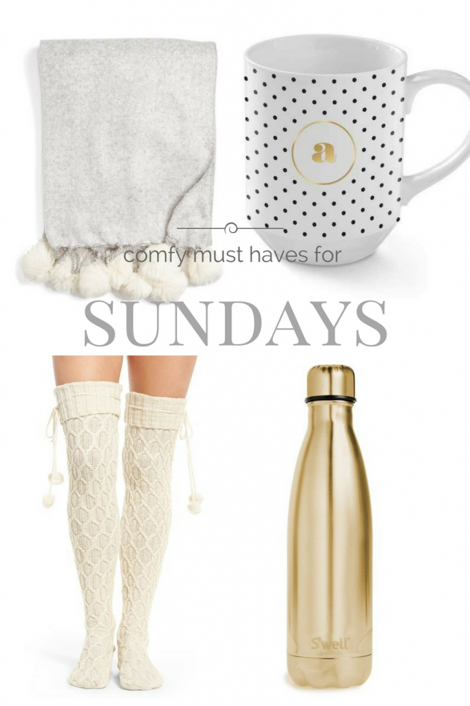 Sunday Morning Must Haves